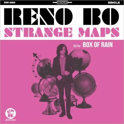 """Strange Maps"" b/w ""Box Of Rain"" (DIGITAL 45)"