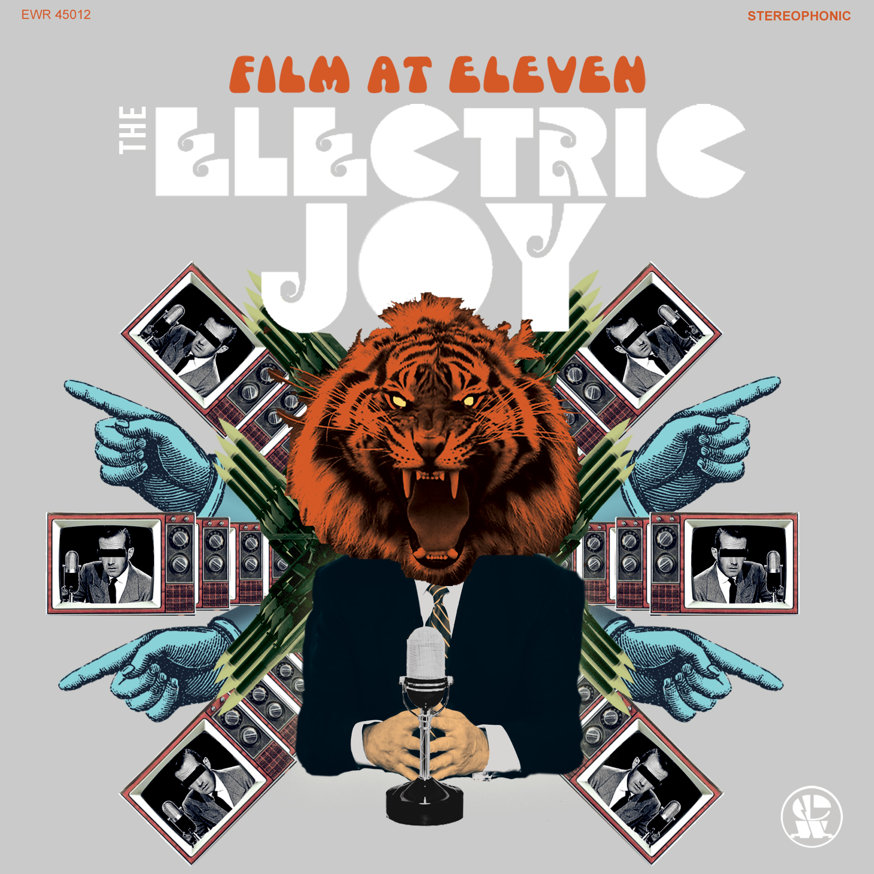 """""""Film At Eleven"""" - The Electric Joy"""