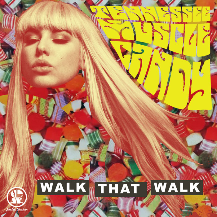 """""""Walk That Walk"""" - Tennessee Muscle Candy"""