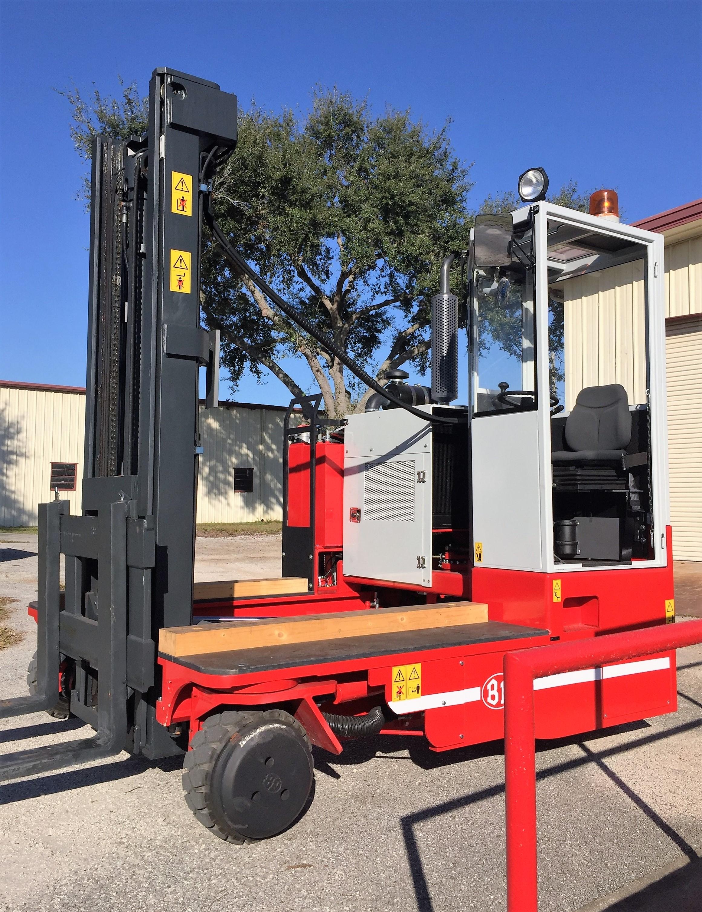 CVS Ferrrai / BP QL model multi-directional 5ton lift