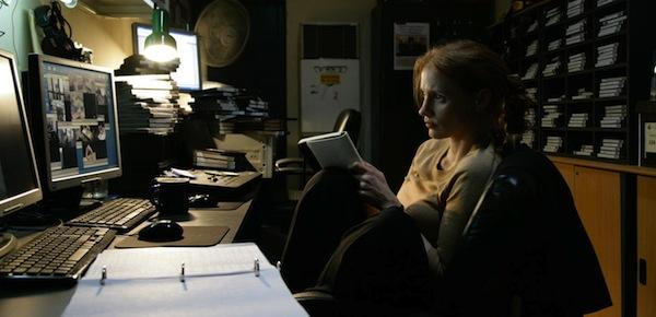 Jessica Chastain in Kathryn Bigelow's     Zero Dark Thirty