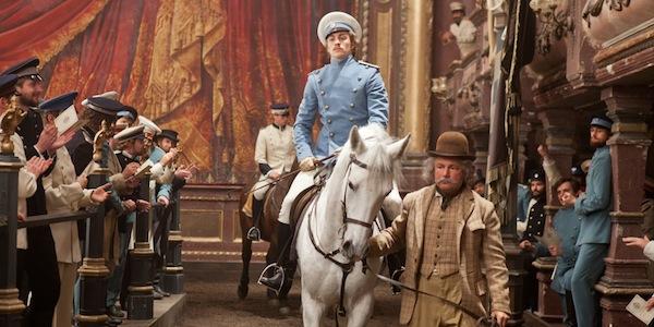 Aaron Taylor-Johnson in Joe Wright's  Anna Karenina