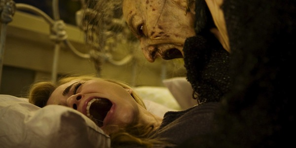 Alison Lohman and Lorna Raver in Sam Raimi's  Drag Me to Hell
