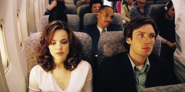 Cillian Murphy and Rachel McAdams in Wes Craven's  Red Eye
