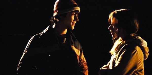 Joseph Gordon-Levitt and Michelle Trachtenberg in Gregg Araki's  Mysterious Skin