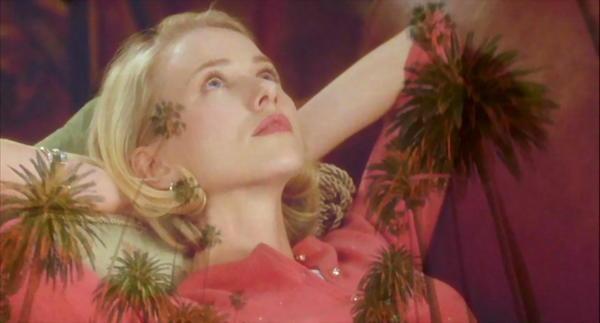 Naomi Watts in David Lynch's  Mulholland Drive