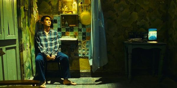 Tony Leung in Wong Kar-Wai's  Happy Together