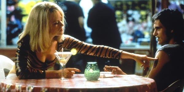 Nicole Kidman and Joaquin Phoenix in Gus Van Sant's     To Die For