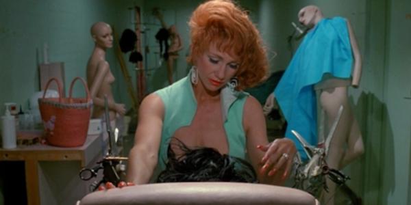 Kathy Baker in Tim Burton's     Edward Scissorhands