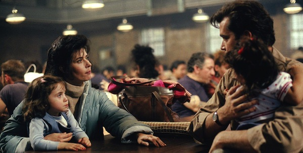 Lorraine Bracco and Ray Liotta in Martin Scorses's     Goodfellas