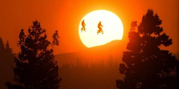 Steven Spielberg's     E.T. the Extra-Terrestrial
