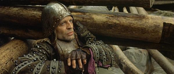 Klaus Kinski in Werner Herzog's  Aguirre: The Wrath of God