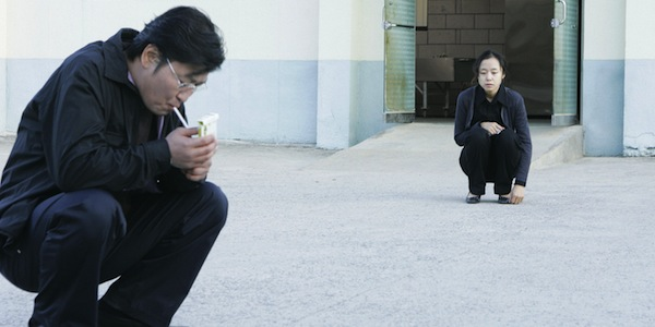 Song Kang-ho and Jeon Do-yeon in Lee Chang-dong's  Secret Sunshine