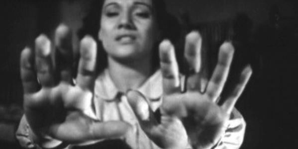 Estela Inda in Luis Bunuel's  Los Olvidados