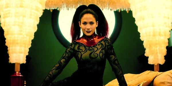 Jennifer Lopez in Tarsem Singh's  The Cell