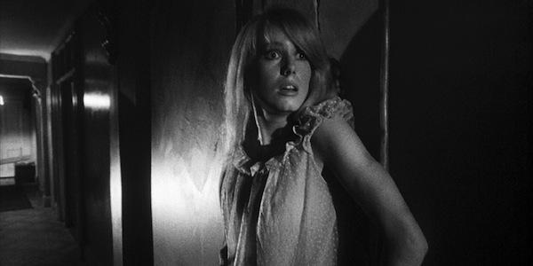 Catherine Deneuve in Roman Polanski's  Repulsion