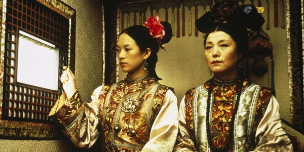 Zhang Ziyi and Pei-Pei Cheng in Ang Lee's  Crouching Tiger, Hidden Dragon