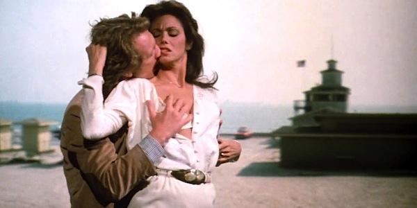 Craig Wasson and Deborah Shelton in Brian De Palma's  Body Double