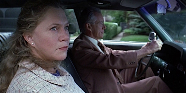Kathleen Turner and James Woods in Sofia Coppola's  The Virgin Suicides