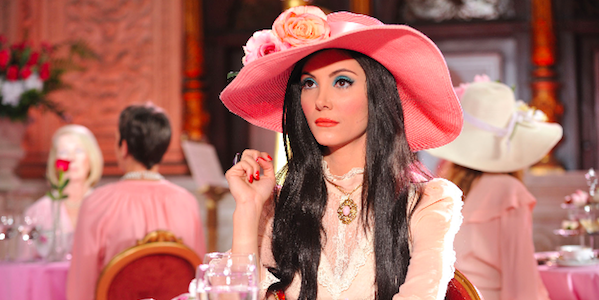 Samantha Robinson in Anna Biller's  The Love Witch