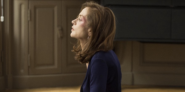 Isabelle Huppert in Paul Verhoeven's  Elle