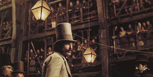 Daniel Day-Lewis in Martin Scorsese's  Gangs of New York