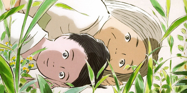Isao Takahata's  The Tale of Princess Kaguya