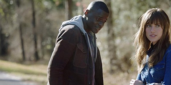 Daniel Kaluuya and Allison Williams in Jordan Peele's  Get Out
