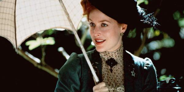 Gillian Anderson in Terence Davies'  The House of Mirth