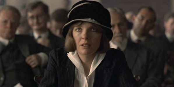 Diane Keaton in Warren Beatty's  Reds
