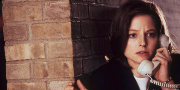 Jodie Foster in Jonathan Demme's  The Silence of the Lambs