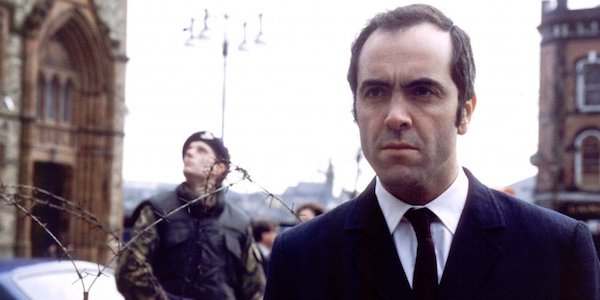 James Nesbitt in Peter Greengrass'  Bloody Sunday