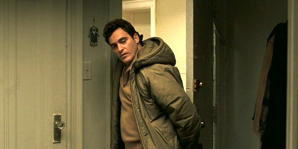 Joaquin Phoenix in James Gray's  Two Lovers