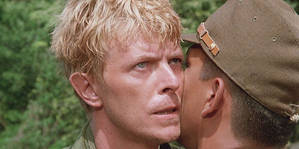 David Bowie in Nagisa Ôshima's  Merry Christmas, Mr. Lawrence