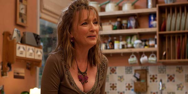 Lesley Manville in Mike Leigh's  Another Year