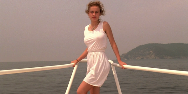 Sandrine Bonnaire in Maurice Pialat's  A nos Amours