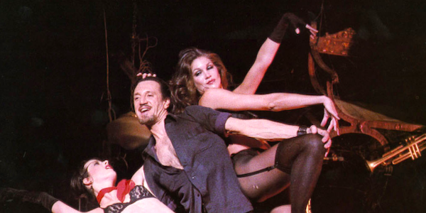 Roy Scheider and Vicki Frederick in Bob Fosse's  All That Jazz