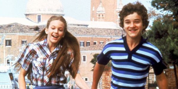 Diane Lane and Thelonius Bernard in George Roy Hill's  A Little Romance