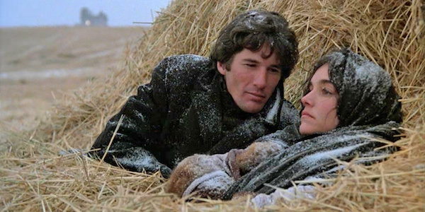 Richard Gere and Brooke Adams in Terrence Malick's  Days of Heaven