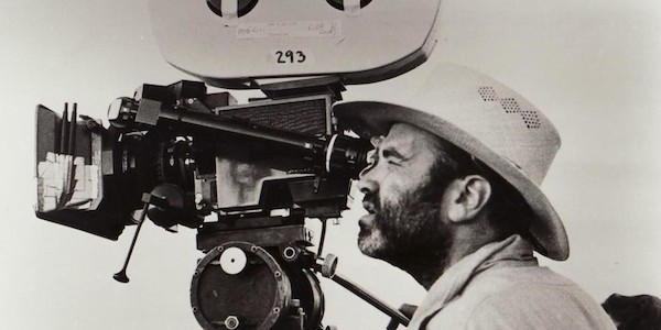 Terrence Malick on the  Days of Heaven  set