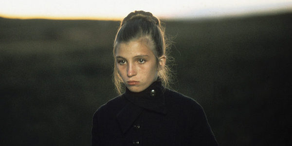 Linda Manz in Terrence Malick's  Days of Heaven