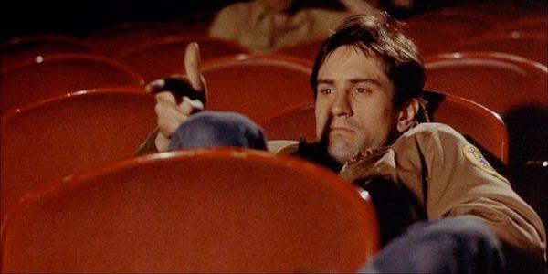 Robert De Niro in Martin Scorsese's  Taxi Driver