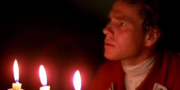 Ryan O'Neal in Stanley Kubrick's  Barry Lyndon