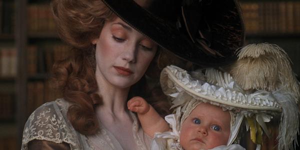 Maria Berenson in Stanley Kubrick's  Barry Lyndon