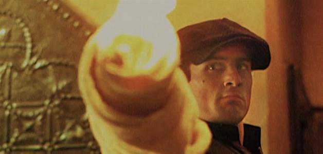 Robert De Niro in Francis Ford Coppola's  Godfather, Part II