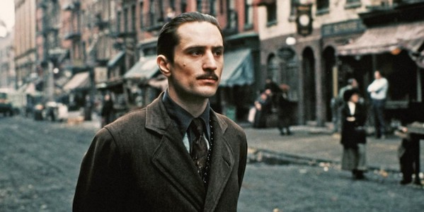 Robert De Niro in Francis Ford Coppola's  The Godfather Part II