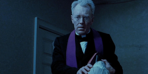 Max von Sydow in William Friedkin's  The Exorcist