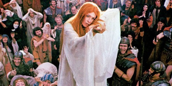 Vanessa Redgrave in Ken Russell's  The Devils