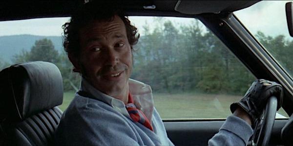 Warren Oates in Monte Hellman's  Two-Lane Blacktop