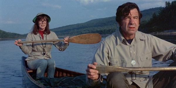 Elaine May and Walter Matthau in Elaine May's  A New Leaf